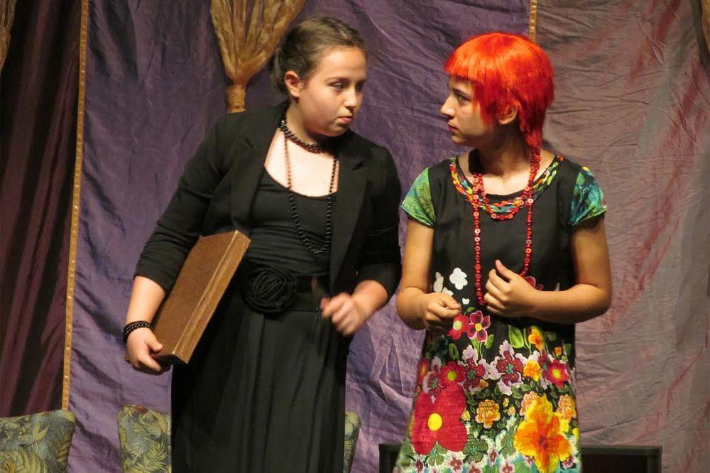 DVE DEČJE PREDSTAVE U DOMU KULTURE STUDENTSKI GRAD: Mali glumci u Avanturistima i Putu oko sveta!