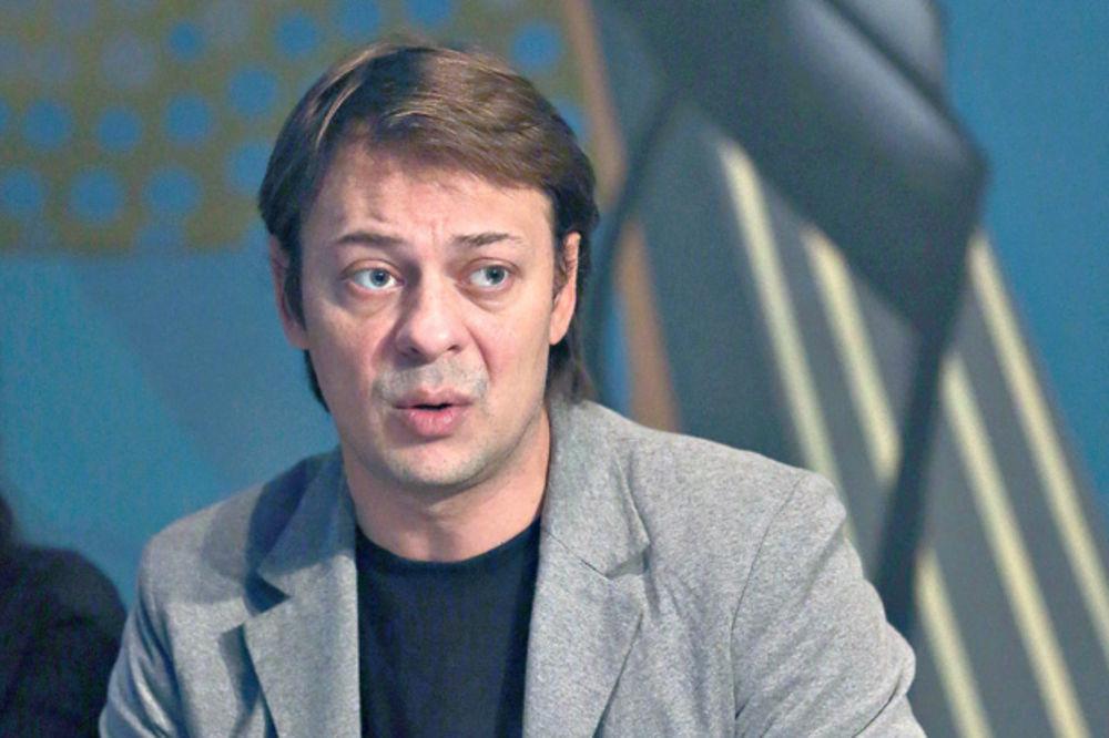 OBLJUBA MALOLETNIKA: Glumac Goran Jevtić bolestan, suđenje odloženo
