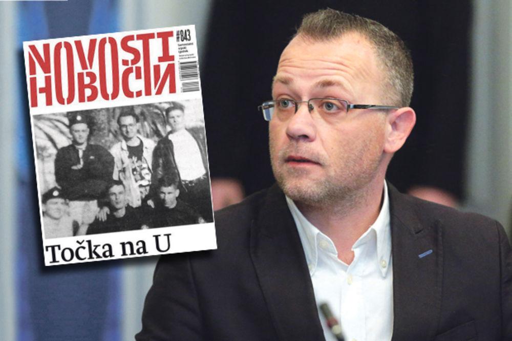 HRVATSKI MINISTAR ZLATKO HASANBEGOVIĆ ZA KURIR: Jasenovac je isto što i Blajburg!