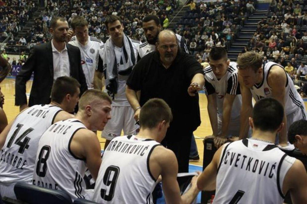 VIŠE NEMA DILEME: Partizan u Evrokupu, evo kakva je konkurencija njemu i Zvezdi u Evroligi