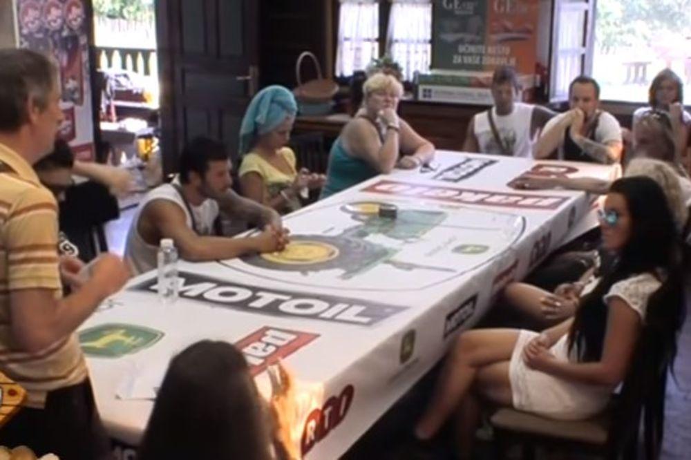 (VIDEO) ZADRUGA PISMOM RASPLAKALA FARMERE: Ovome se nisu nadali...