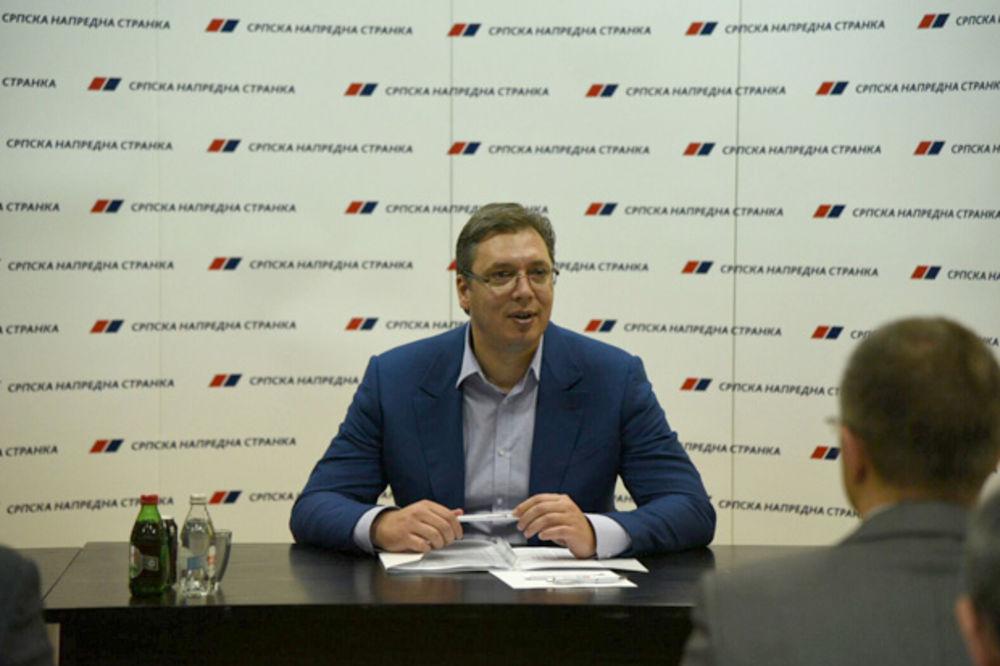 VUČIĆ POSLE SEDNICE: Nova Vlada Srbije do 16. juna