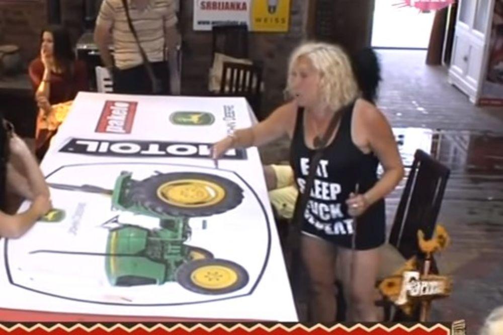 (VIDEO) MARINA NAČISTO ODLEPILA: Opasno zapretila farmerima zbog hrane!