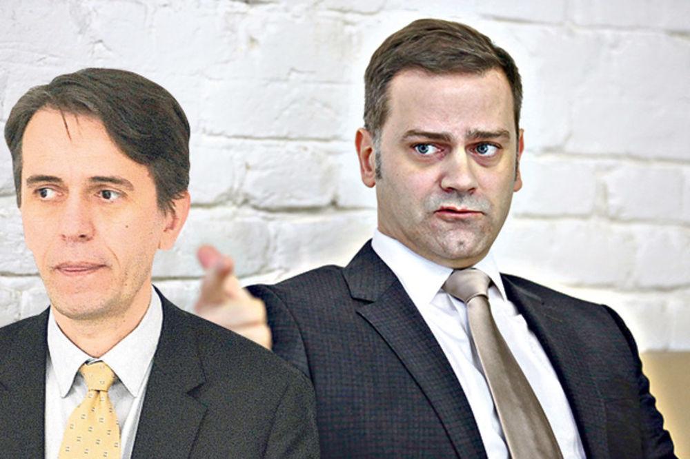 Borko Stefanović: Radulović je lažov ko Dinkić