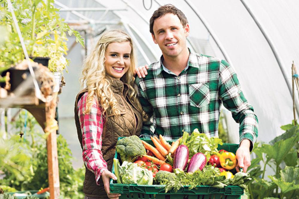 KAKO DO ZARADE: Na gajenju povrća i cveća uzmite 11.000 evra