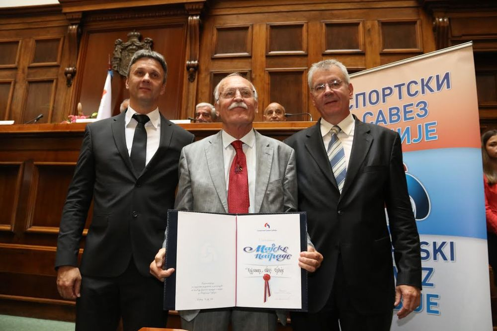 Sportski savez Srbije: Majske nagrade simbol vrednosti