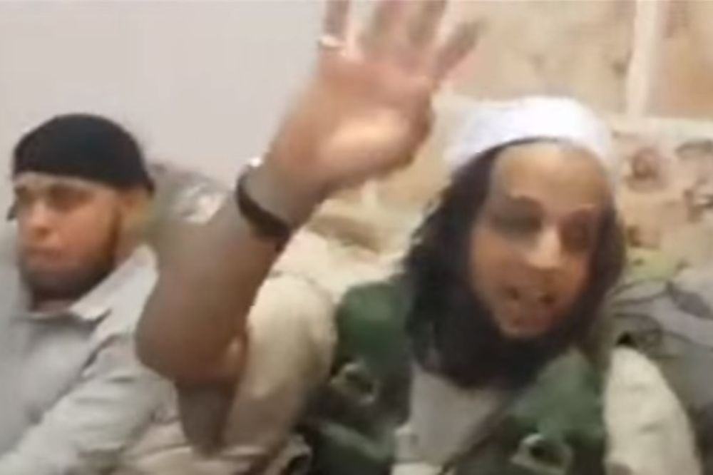 (VIDEO) VIŠE MU NIJE SMEŠNO: Kurdi uhvatili džihadistu koji je objašnjavao kako se kupuje devojka