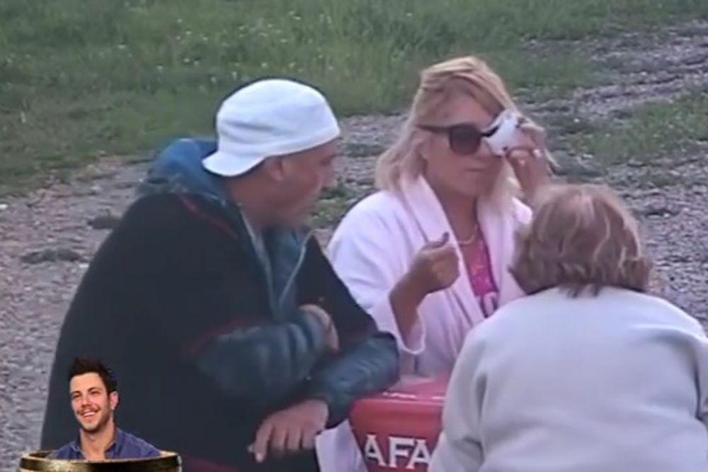 (VIDEO) JELENA: Volim muškarce s mu.ima! MIKI: Ja nisam tvoj muškarac