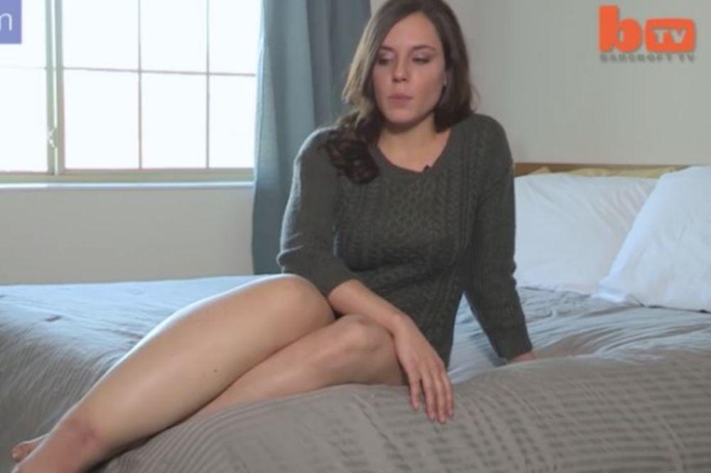 NAPRAVILA JE PERFEKTNU FOTOGRAFIJU SEBE: Kada je njen dečko pogledao u njene noge, video je ovo!