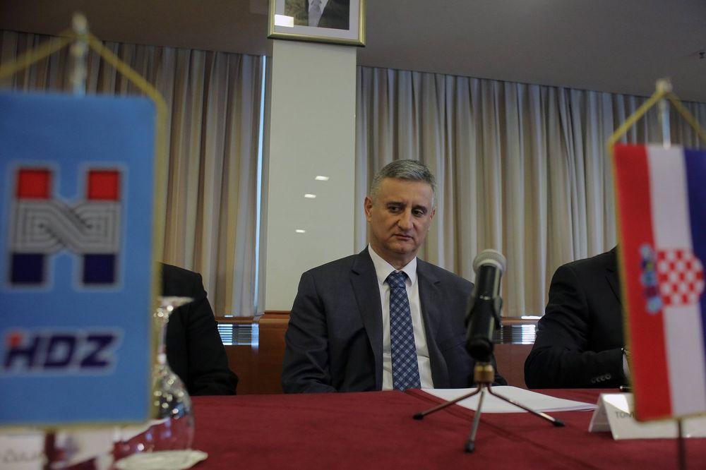 KARAMARKO: Nećemo dozvoliti da sruše vlast i vrate Milanovića