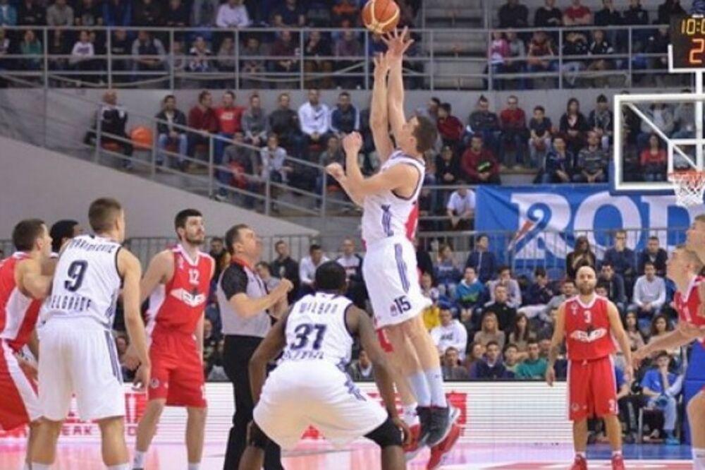 UŽIVO: Partizan - FMP 0:0