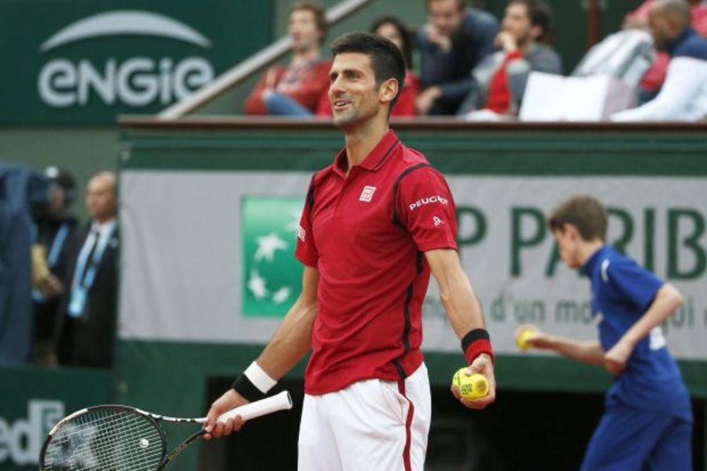 ĐOKOVIĆ O DEŠAVANJIMA NA ROLAN GAROSU: Bilo je mnogo neočekivanih i čudnih situacija na turniru
