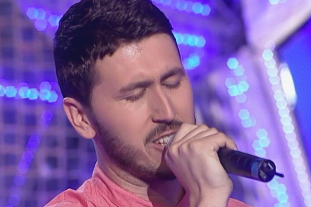 ALDIN NAJEŽIO BORU ČORBU: Ostavio si utisak, ti si izuzetan pevač!