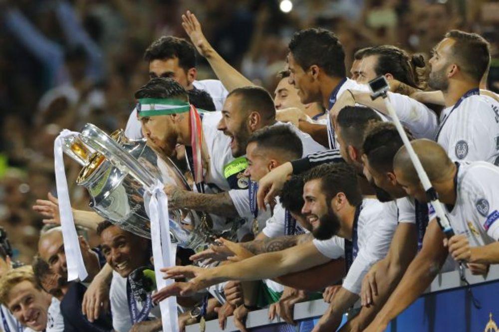(KURIR TV) 11. PUT NA VRHU EVROPE: Ronaldo u penal seriji doneo Realu titulu protiv Atletika