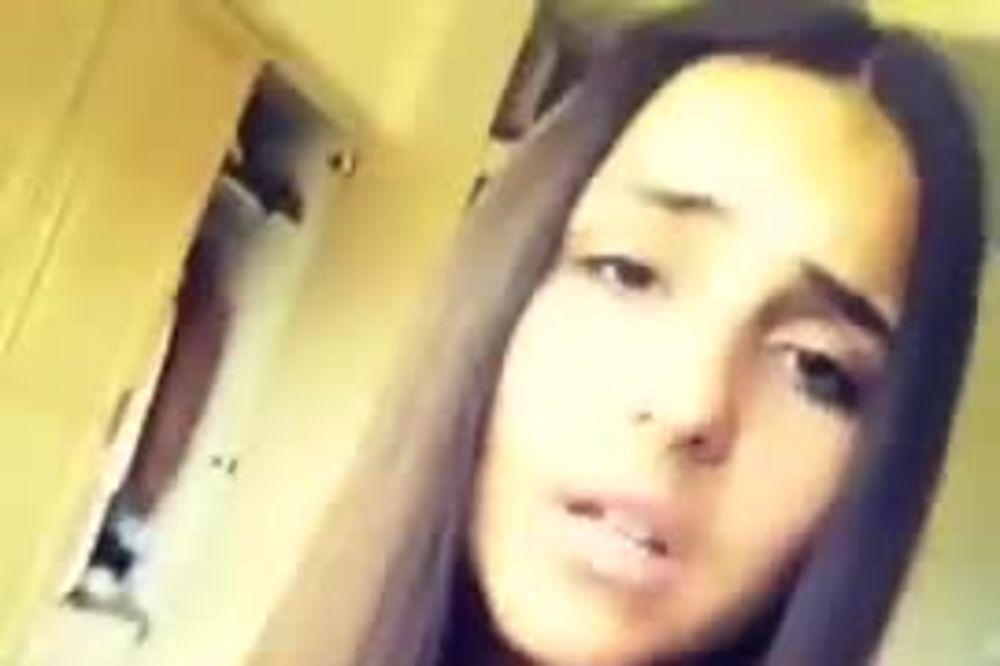 (VIDEO) ANASTASIJA U KUĆNOM IZDANJU: Poslušajte da li će Cecina ćerka biti dostojna naslednica