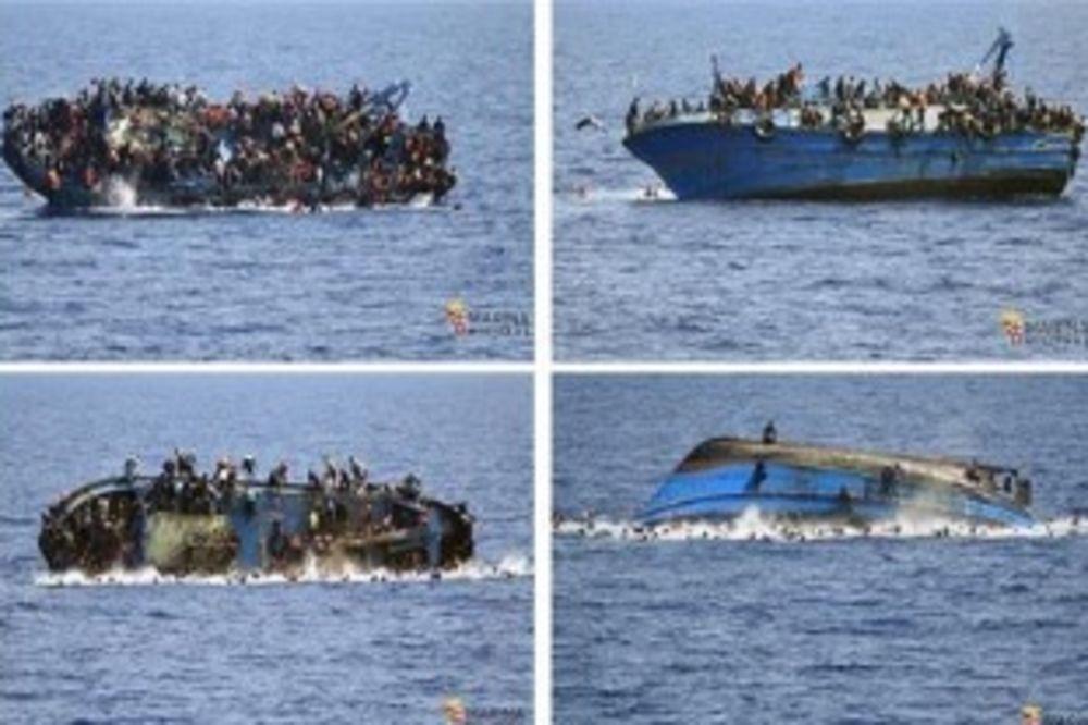 MASOVNA GROBNICA: 700 izbeglica utopilo se za tri dana u Mediteranu!