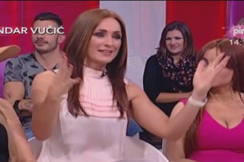 Slađa Delibašić, foto printskrin