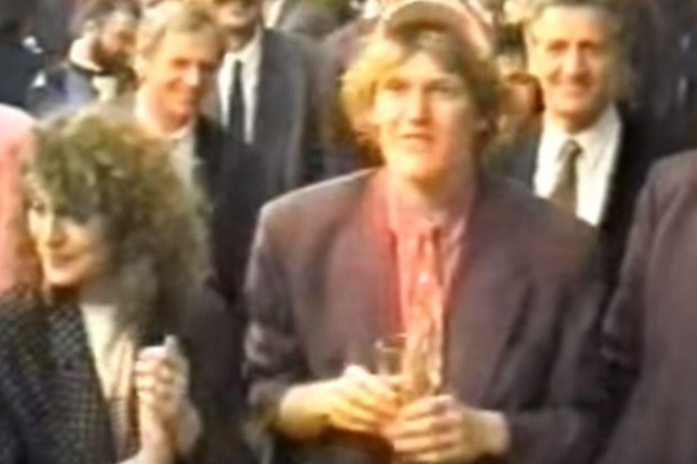 (VIDEO) HIT: Ovako su Prosinečki i Savićević pevali Ko to kaže, ko to laže, Srbija je mala