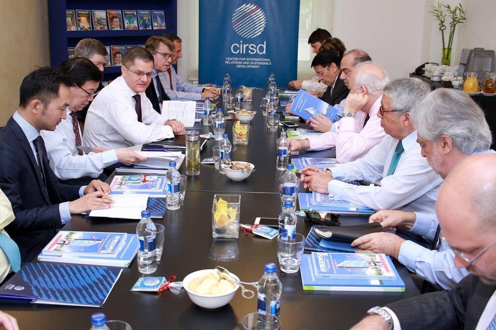 POSLE SUSRETA NA HARVARDU: Održan sastanak CIRSD-a u Beogradu