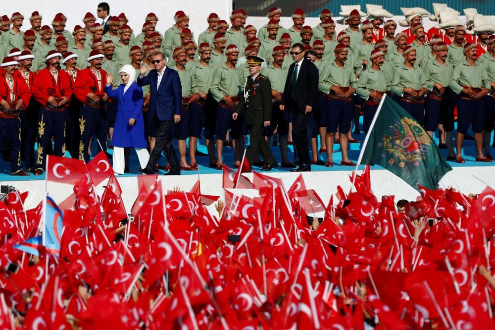 MILION LJUDI NA ULICAMA: Turska slavi godišnjicu otomanskog osvajanja Carigrada