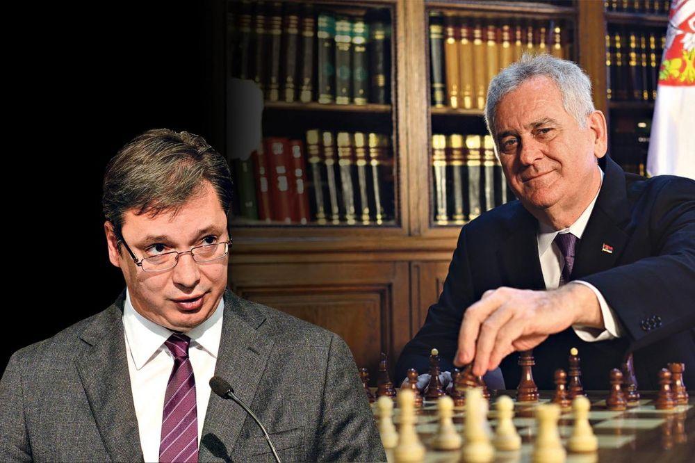 OTKRIVAMO! TOMIN TAJNI PLAN: Nikolićeva dvostruka igra za drugi mandat! ČITAJTE U KURIRU!