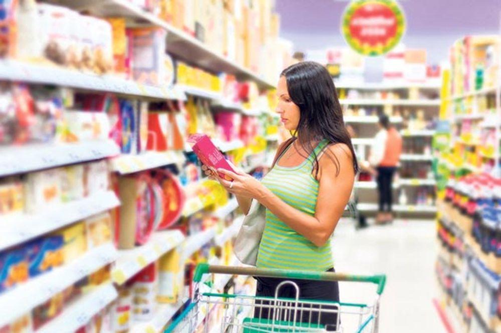 PORAŽAVAJUĆE: Za osnovne namirnice treba 600 dinara više