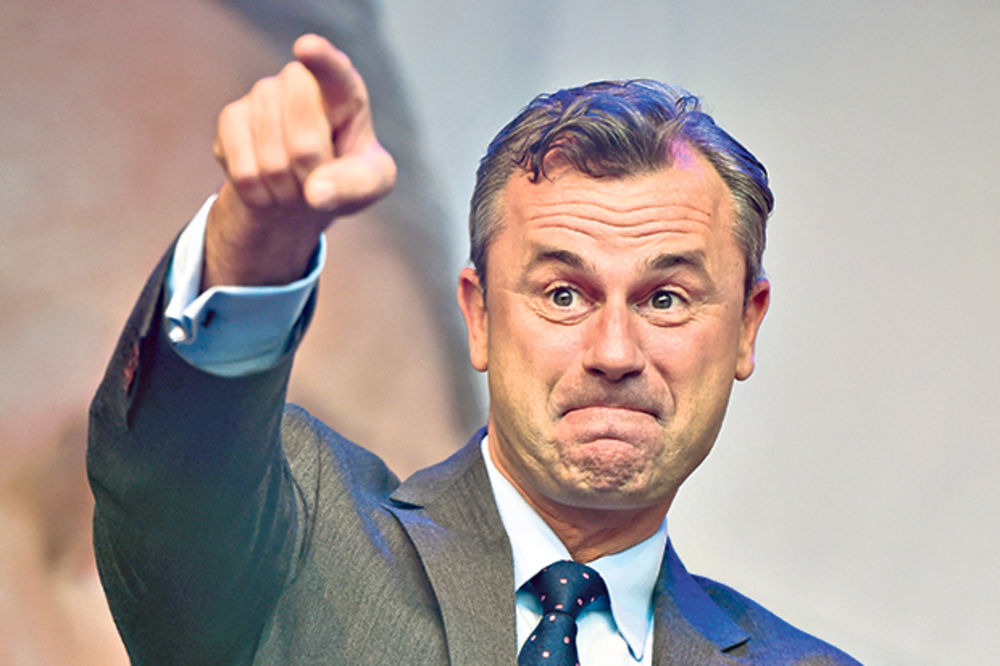 EKSKLUZIVNO Potpredsednik Slobodarske partije Austrije: Kosovo je Srbija