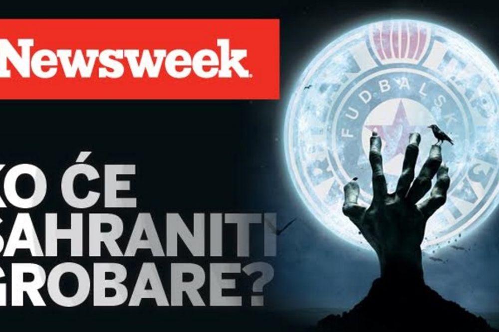 Novi Newsweek otkriva: Ko će sahraniti Grobare?
