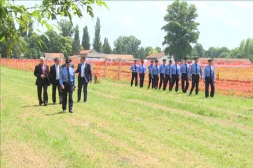 NAJMODERNIJI U SRBIJI: Postavljen kamen-temeljac za novi zatvor u Pančevu