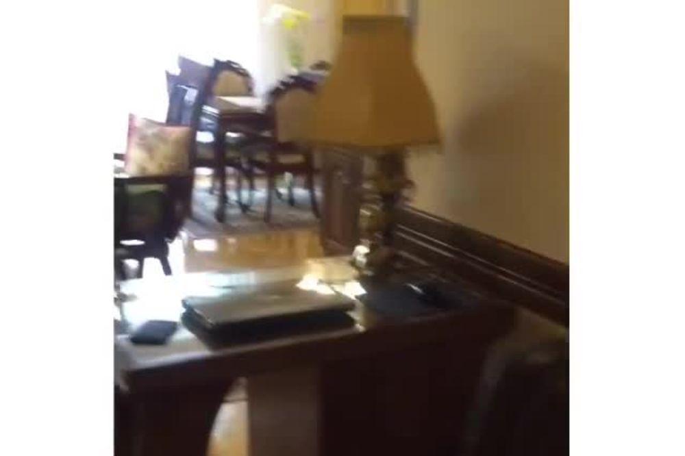 (VIDEO) OVDE STANIJA ODRŽAVA SVOJU LEPOTU: Raskoš doma Dobrojevića!