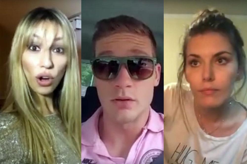 (VIDEO) OLI ŠTO POPIT?! Poznate ličnosti sa Balkana imaju šašavo pitanje za vas
