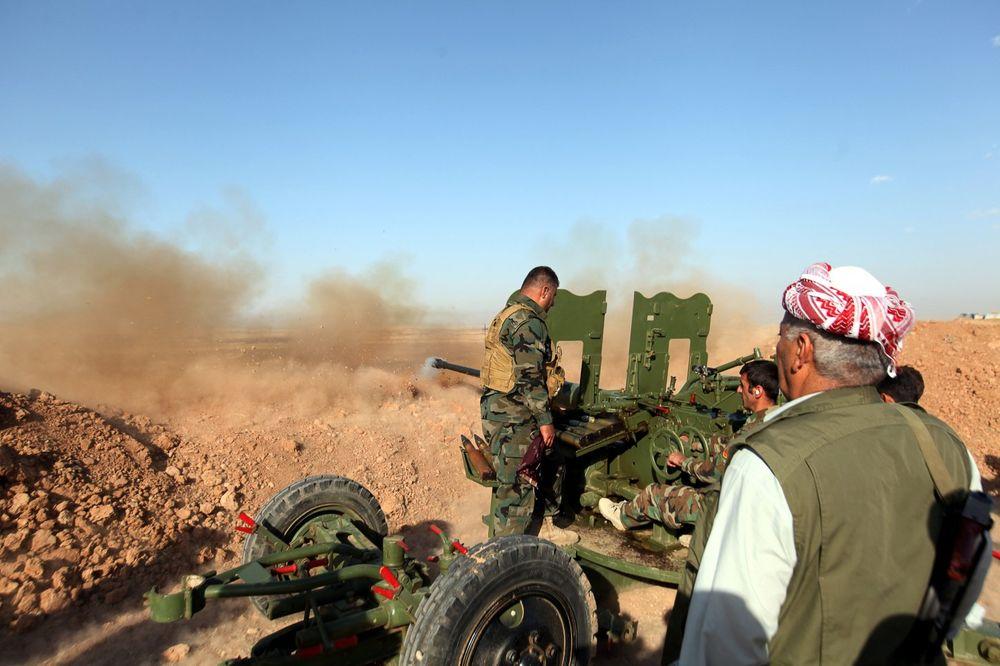 VELIKA OFANZIVA U IRAKU: Kurdi oslobodili 9 sela kod Mosula