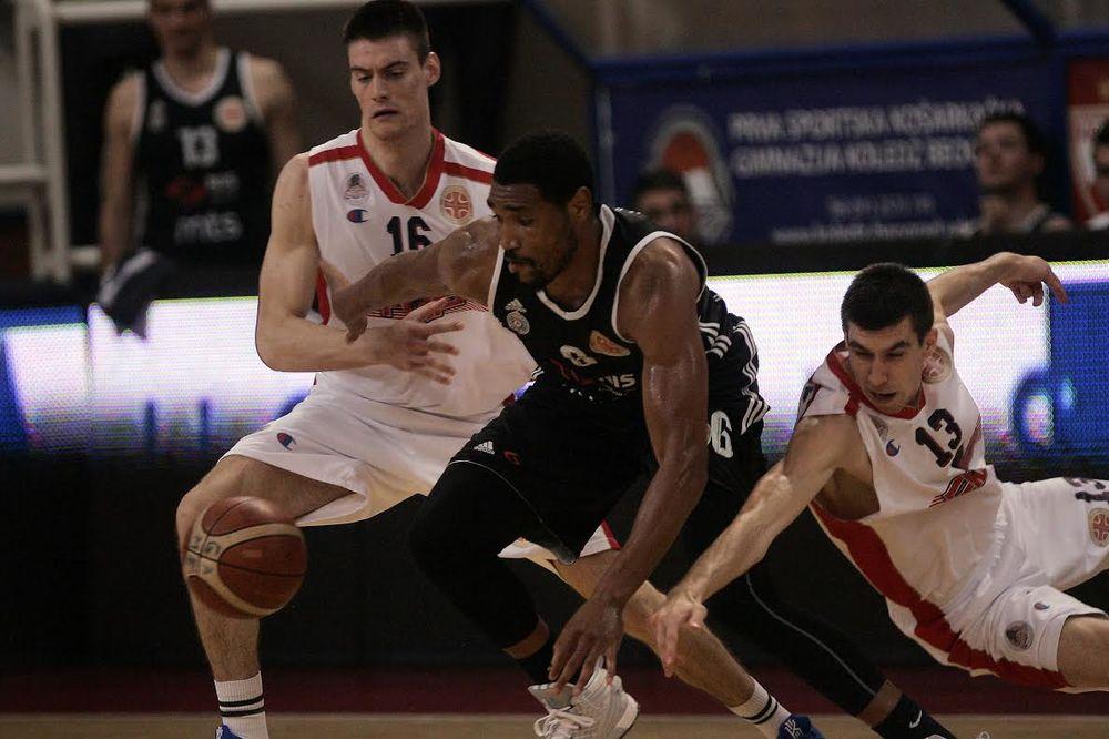 (UŽIVO, KURIR TV): FMP - Partizan poluvreme 47:43