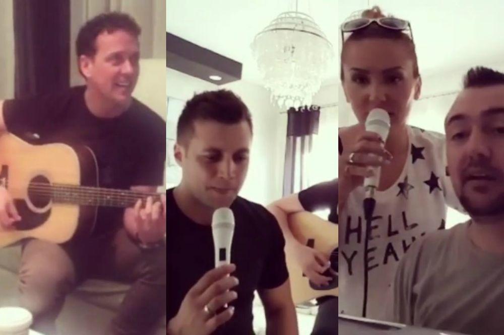 (VIDEO) POTPUNI HIT: Evo kako se kompozitor našalio sa našom estradom
