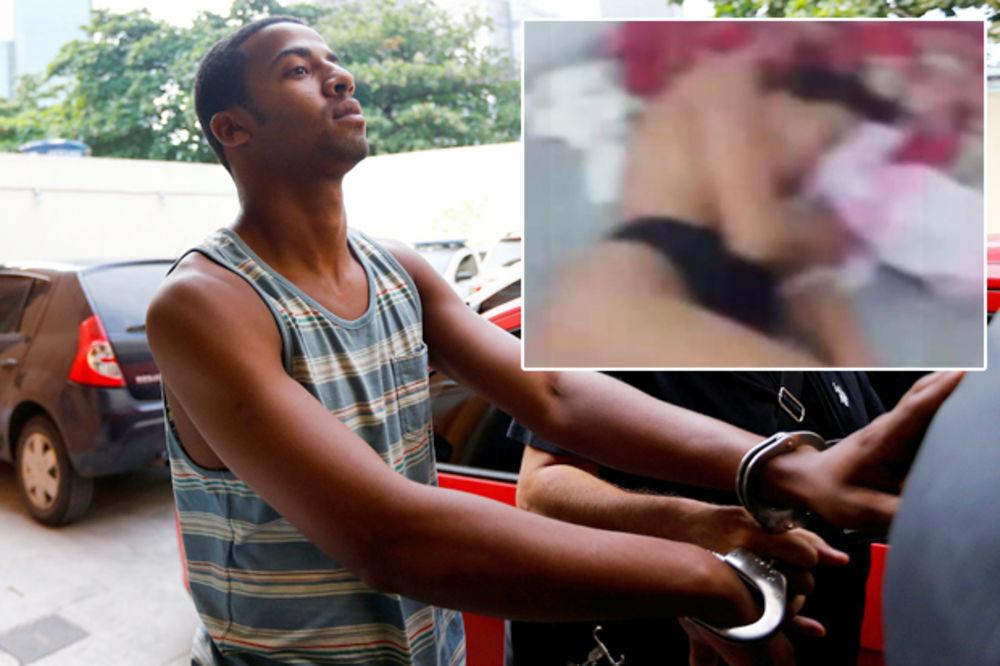VIDEO JEZIVA ISPOVEST ŽRTVE (16) MASOVNOG SILOVANJA U BRAZILU Jedan je bio ispod mene, drugi na meni