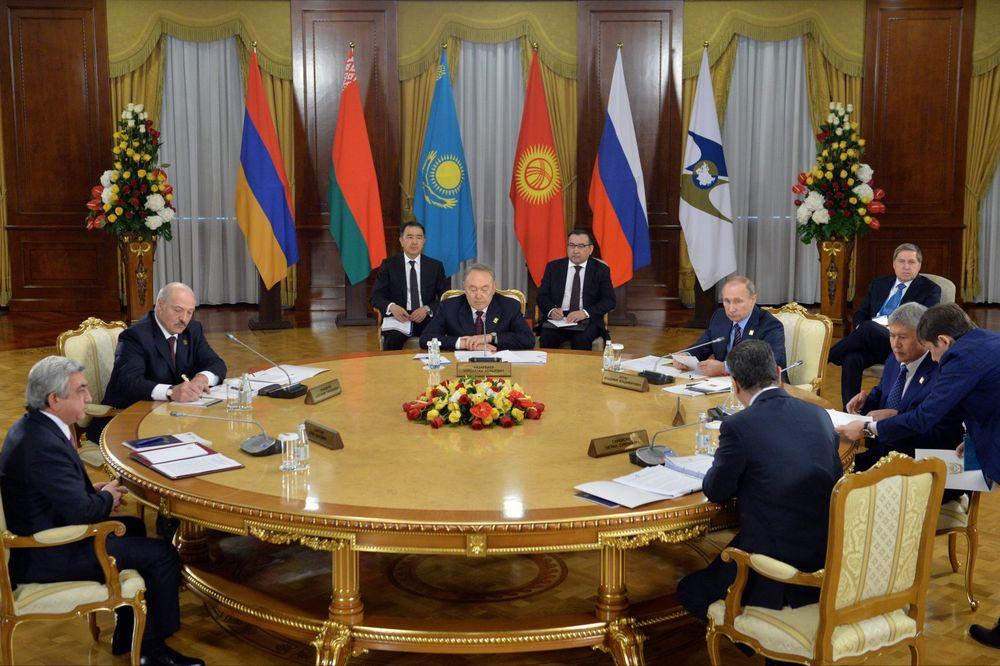 (VIDEO) ZVANIČNO PALA ODLUKA: Evroazijska unija počinje pregovore sa Srbijom
