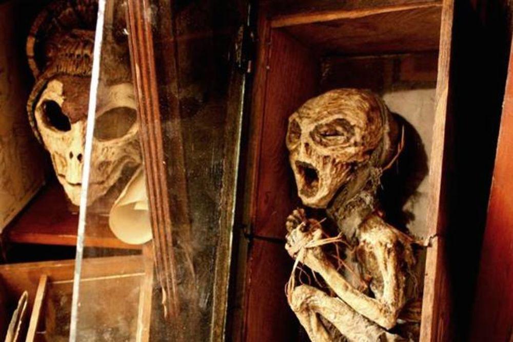 HTELI SU DA SRUŠE STARU NAPUŠTENU KUĆU: Onda su pronašli ove stvari skrivene u podrumu! Horor!