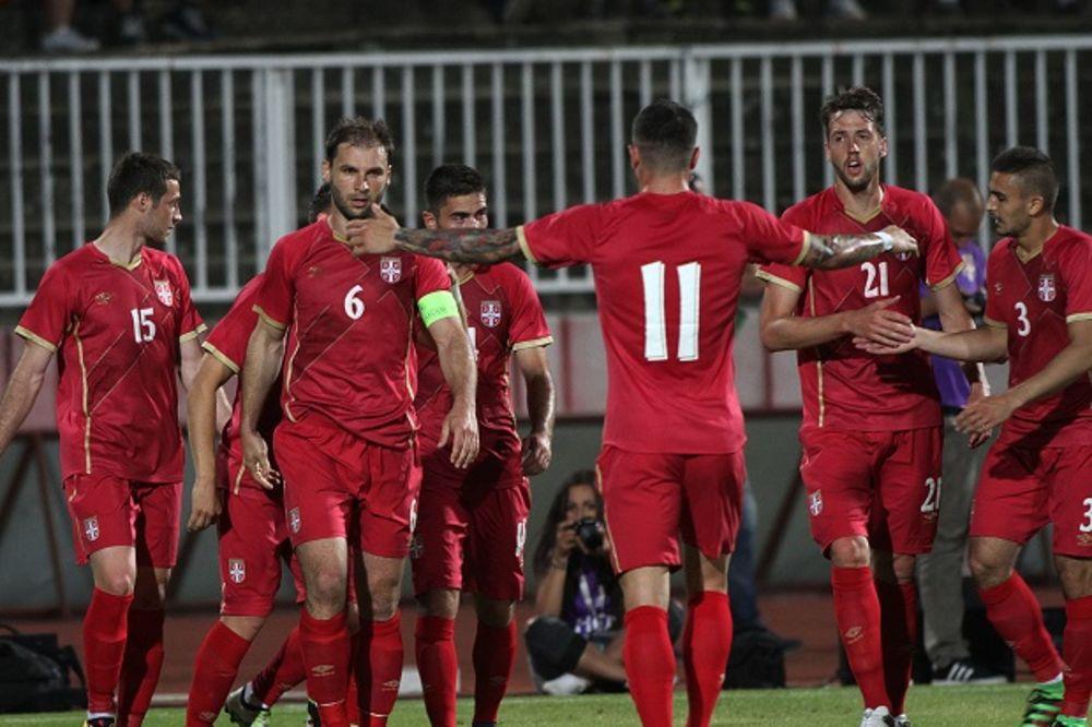(VIDEO) DVA OD DVA MUSLINA: Srbija pobedila Izrael u Novom Sadu