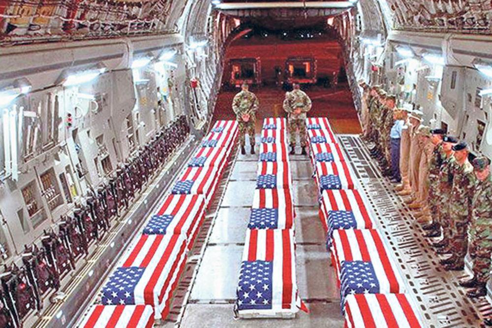 BIZARNO: Dajte nam mozgove poginulih vojnika