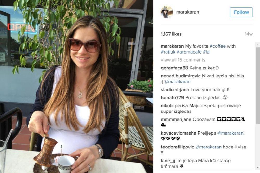 (FOTO) MARIJA KARAN BLISTA: Dovela liniju do savršenstva 3 meseca nakon porođaja!