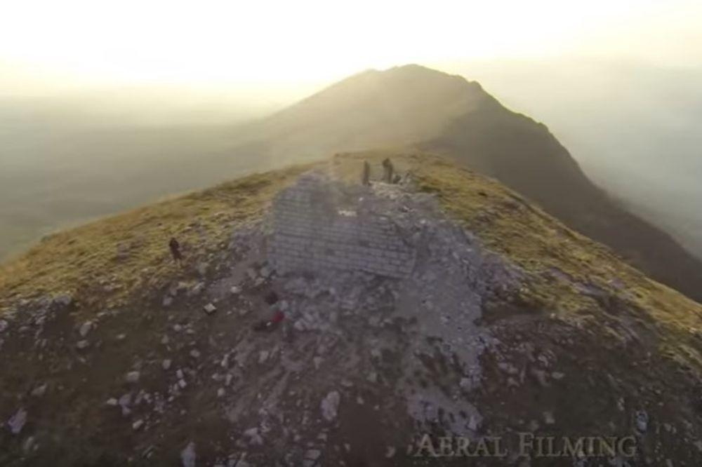 Rtanj planina foto Printscreen YT Bosko Dimitrijevic