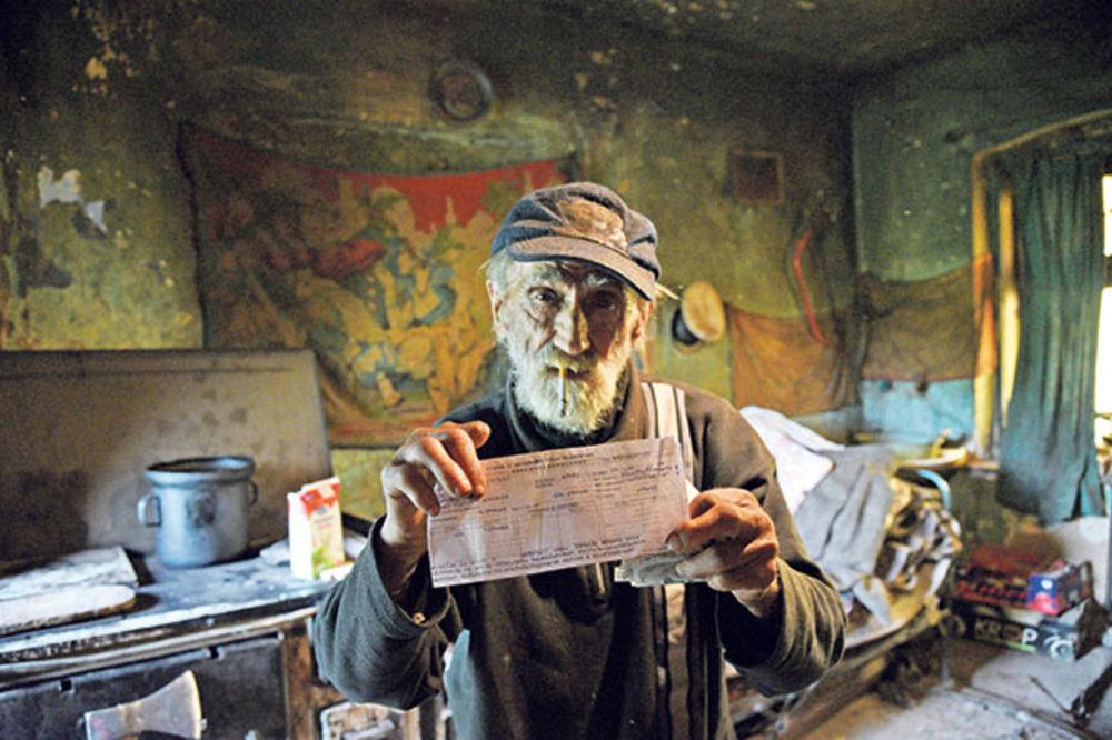 Redovan platiša... Ivanović uredno plaća račun za struju