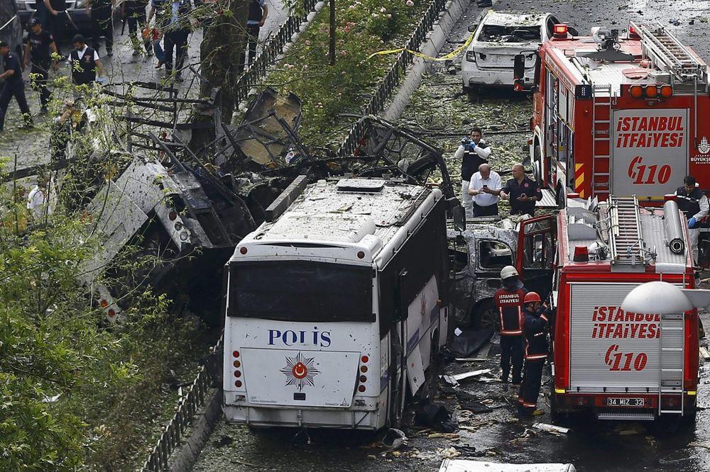 NOVOPAZARAC POGINUO U ISTANBULU: Nastradao u bombaškom napadu