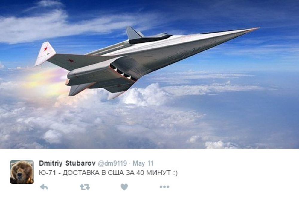 (VIDEO) OVIM RUSI PLANIRAJU DA PARIRAJU NATO: Hipersoničan odgovor na NATO projektile!