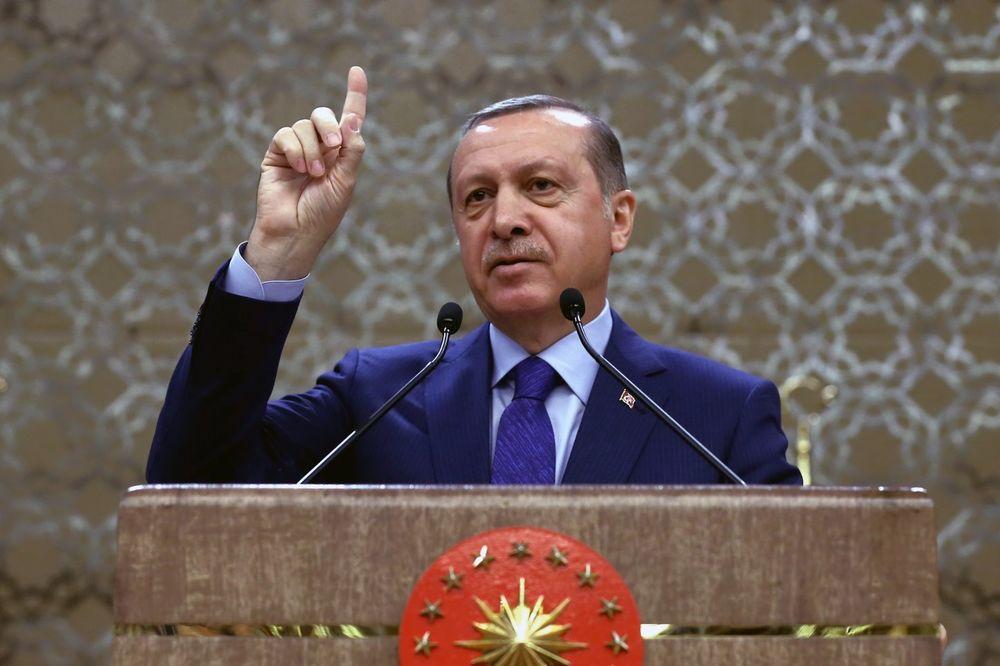 NAPAD U ISTANBULU Erdogan: Turska će se do kraja boriti protiv terorizma