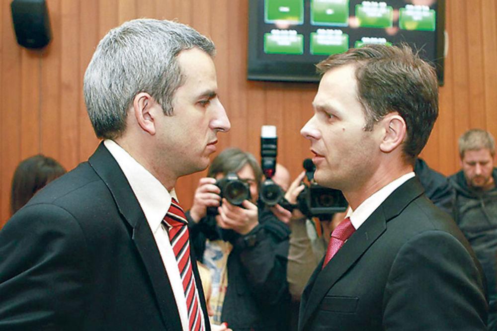 ROKADA NA ČELU BEOGRADA: Andreja Mladenović umesto Malog?