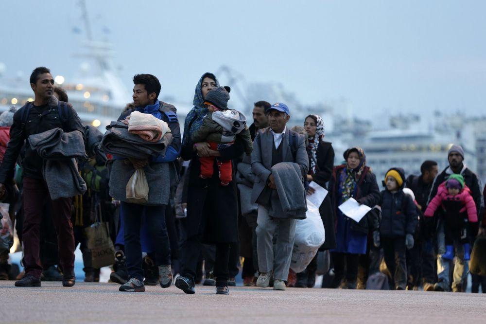 KRONEN CAJTUNG: Izbeglička kriza košta Austriju 802 miliona evra godišnje