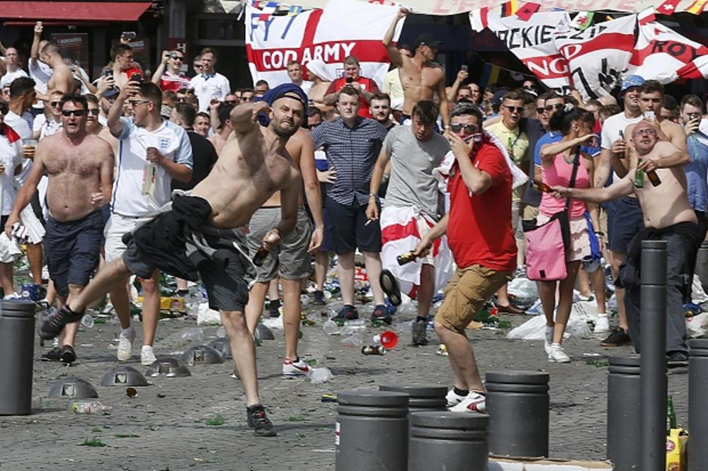 BLOG UŽIVO, VIDEO: Zbog talasa nasilja Francuska zabranila prodaju alkohola na EP