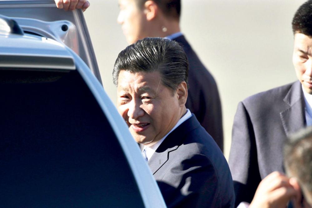 SI ĐINPING ZAKUPIO 3 SPRATA HAJATA: Detalji posete predsednika Kine Srbiji