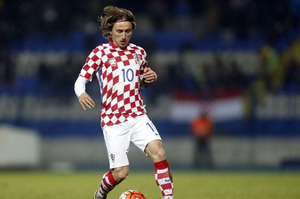 BLOG UŽIVO: Modrić novi kapiten Hrvatske